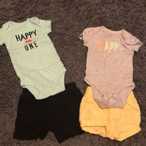 Other - Infant Outfits